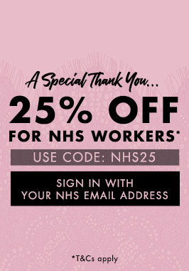 25% off for NHS workers