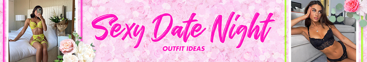 Sexy date night outfit ideas