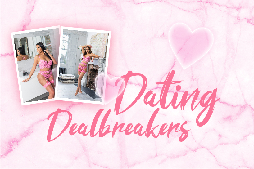 Dating Dealbreakers