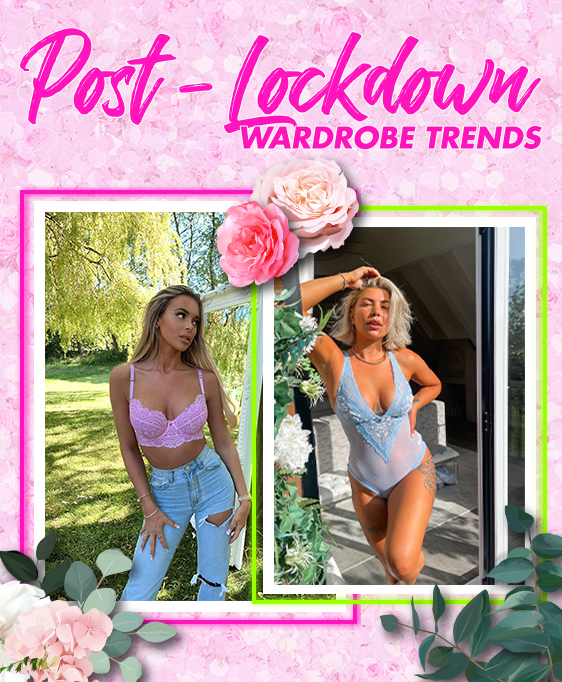 Post-lockdown wardrobe trends