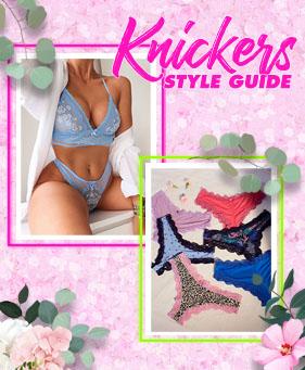 Knicker style guide