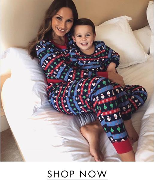 Matching Family Nightwear