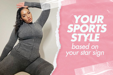 Your sports style based on your star sign