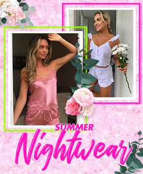 Summer Pyjamas