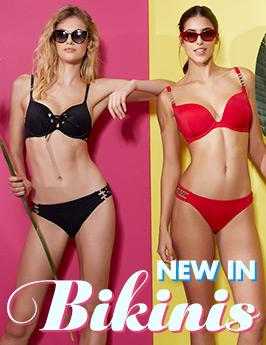 New in Bikinis
