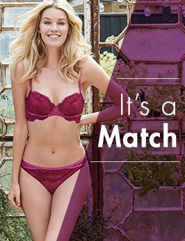 Shop matcing lingerie sets