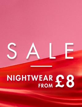 Sale Nightwear from £8