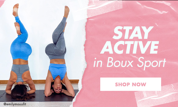 new in activewear