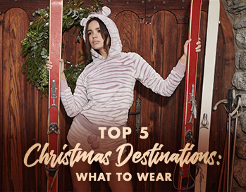 Top 5 Christmas destinations