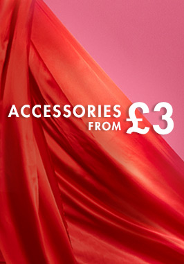 Sale Accessories from £3