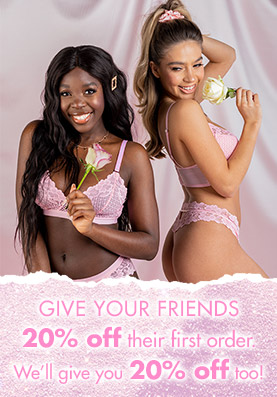 Mention me- refer a friend and get 20%