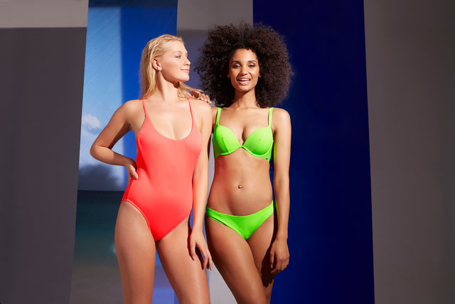 What Swimwear Suits My Shape? Swimwear for All Body Types at Boux Avenue.
