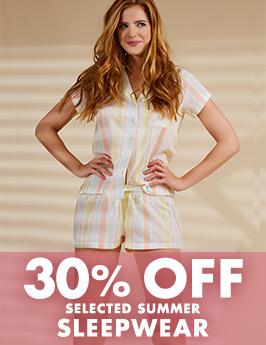 30% off nightwear