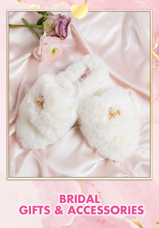 Bridal accessories & gifts