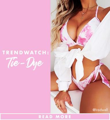 Trendwatch; Tie-Dye