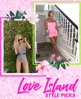 Love island outifts
