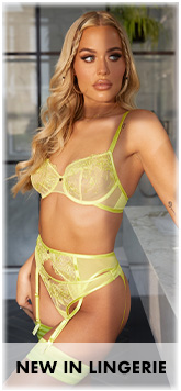 New in lingerie