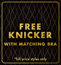 Free knicker with matching bra