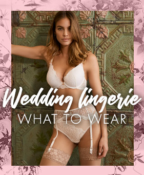 Wedding lingerie: what to wear