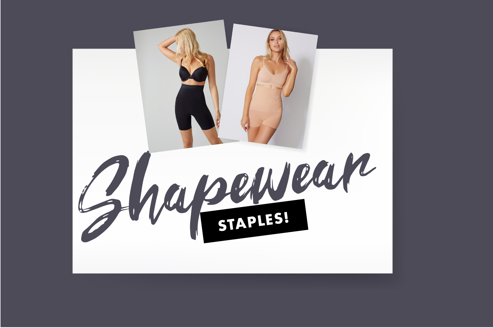 Shapewear Staples to Suit Every Look