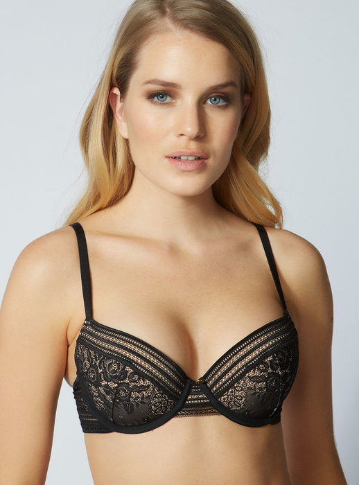 84b2b3554 The T-shirt bra is a must-have essential that every lingerie drawer  shouldn t be without! Smooth and invisible under clothing