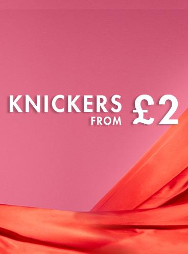 SALE knickers