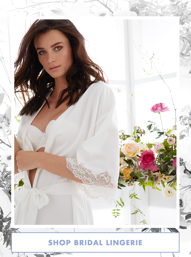 4e8ff25d22e Bridal & Wedding Underwear | Bridal Robes, Nightwear & Honeymoon ...
