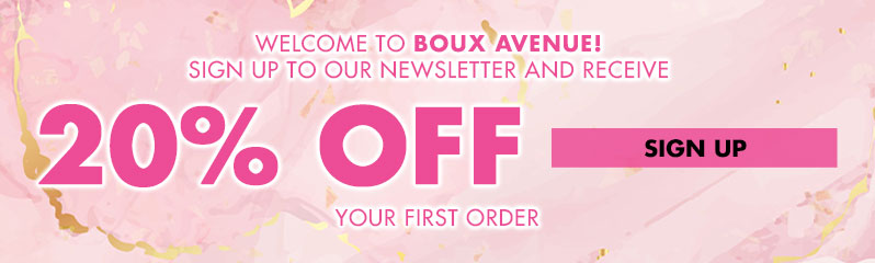 Welcome to Boux 20% off