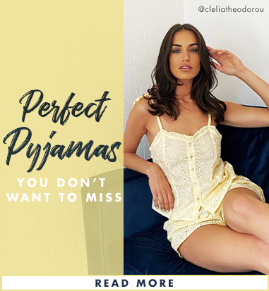 Perfect pyjamas you don't want to miss