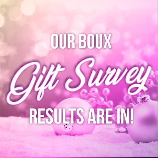 Boux Survey Results
