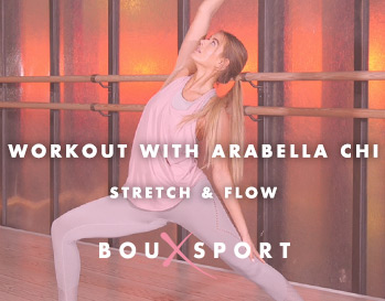 stretch & flow with Arabella Chi