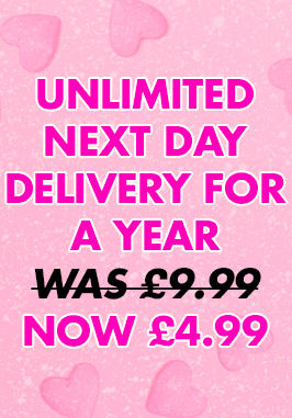 Half price next day delivery