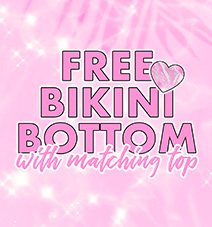 Free bikini bottom