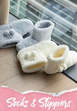Socks & slippers