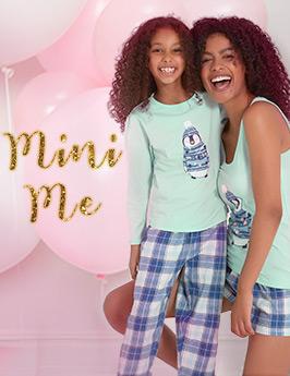 Mini me nightwear