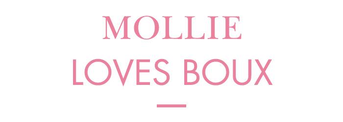 Mollie Loves Boux