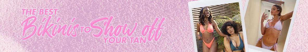 best bikinis for tanning