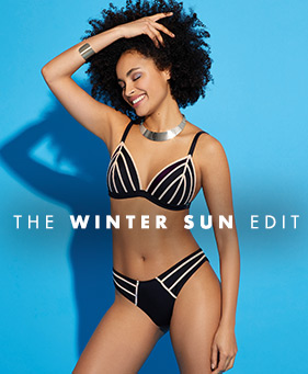 The winter sun edit