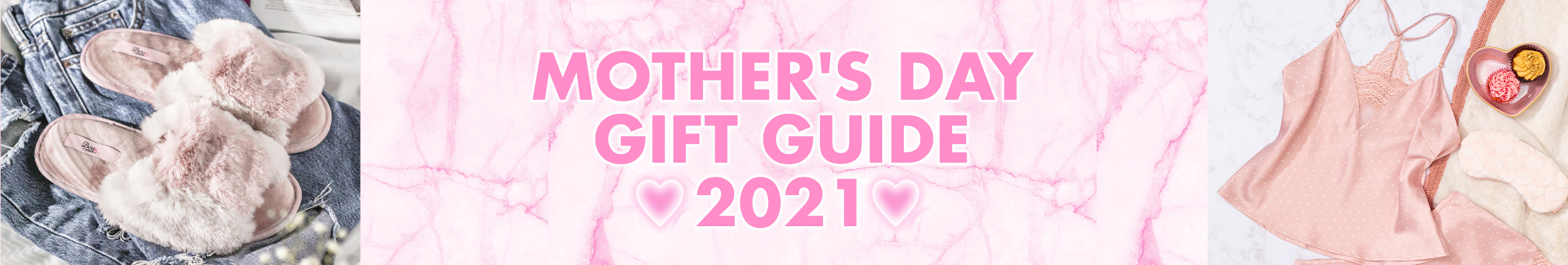 Mother's Day Gift Ideas for 2021 title