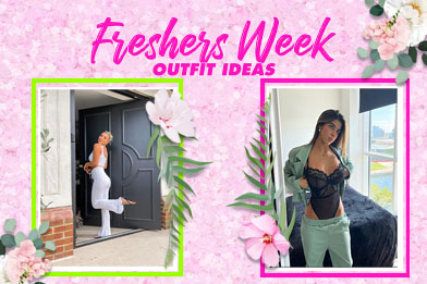 Freshers week outfit ideas