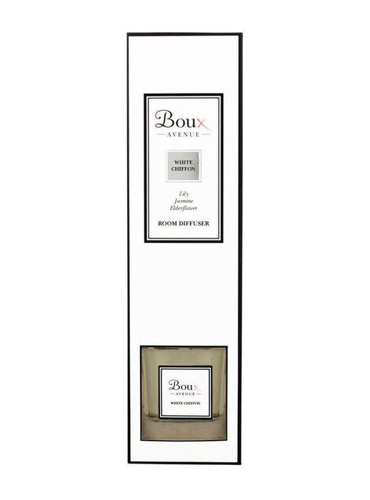White chiffon reed room diffuser