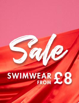 Sale Swimwear from £8