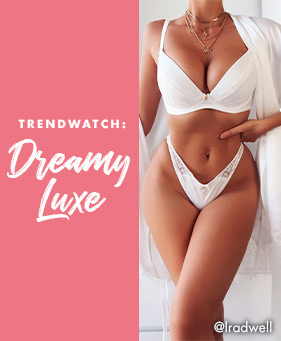 Trendwatch: Dreamy Luxe