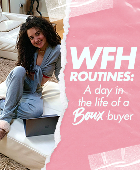 Day in the life of a Boux buyer