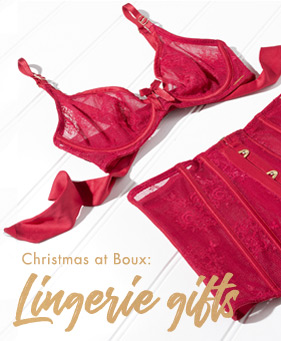 Christmas lingerie gifts