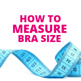 How to Measure Bra Size
