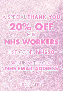 20% off for NHS workers