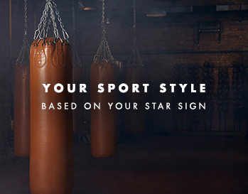 Your sport style based on your star sign