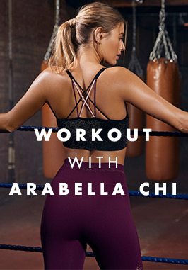 Workout with Arabella Chi