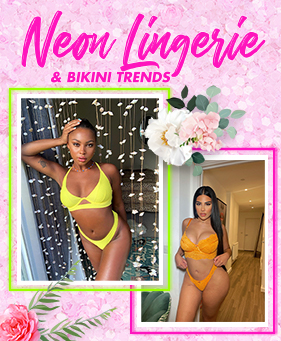 Neon outfit trends